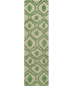You'll love the Ella Hand-Tufted Green Area Rug at Wayfair - Great Deals on all Rugs products with Free Shipping on most stuff, even the big stuff.