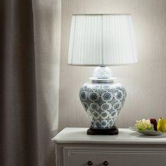 Lampa stołowa Kyoko ceramiczna 69cm