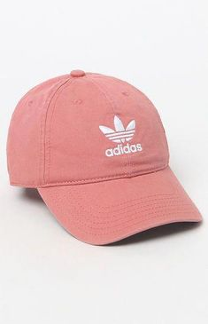 ADIDAS Originals Relaxed Womens Dad Hat White  9256ea0322e