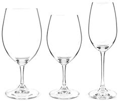 "Riedel Ouverture Set of 12 - Buy Red and White Wine Glasses and Get 4 Bonus Champagne Glasses Free - ""Buy 8 Get 12"" * For more information, visit image link."