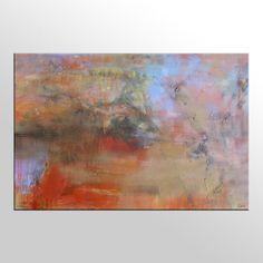 Grande del arte arte de pared de la lona pintura al por Topart007                                                                                                                                                      Más