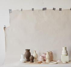 New Absolutely Free Ceramics art vase Ideas Ceramic Pottery, Ceramic Art, Sculptures Céramiques, Decor Inspiration, Keramik Vase, Simple Photo, Neutral Colour Palette, Still Life Photography, Wabi Sabi