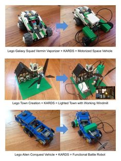 Kids Awesome Robot Design System - K.A.R.D.S.   Indiegogo