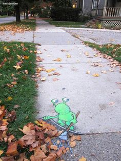 Chalk-Art-street-art-by-David-Zinn-12