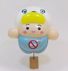 Ballon Animals, Totoro, Tweety, Chibi, Twitter, Globes