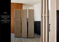 Elliott Barnes Interiors | SCREENS
