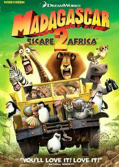 Madagascar 2 Escape a África