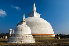 Anuradhapura in Sri Lanka: Travel is the only thing you buy that makes you richer