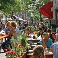 De Pijp in Amsterdam te voet of op de fiets - John's Blog