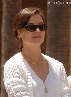 576c4698f2 Katie Holmes in Persol sunglasses Katie Holmes in Persol sunglasses Persol