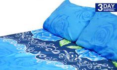 Get 67% #discount on Allison 3-Piece Bedding