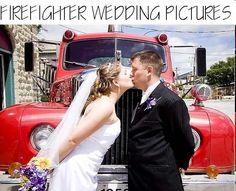 Wedding  Firefighter cakepins.com