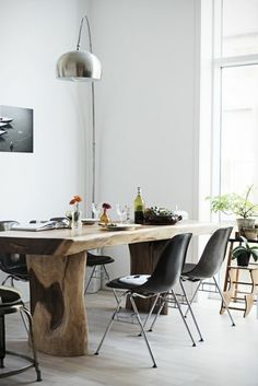 18 fantastiche immagini su Sale da pranzo moderne | Home decor, Home ...