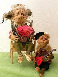 Коллекционные куклы ручной работы. Ярмарка Мастеров - ручная работа Домовой и Ко. Handmade.