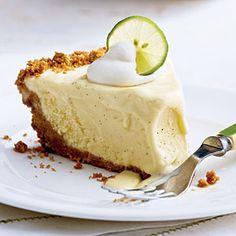 Summers Best Frozen Treats | Key Lime Ice Cream Pie | CoastalLiving.com