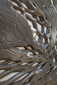 Secret Garden Installation – Investigating Texture and Fluidity of Natural Systems - eVolo | Architecture Magazine