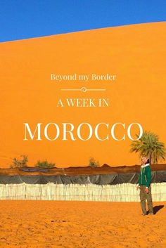 A week in With its magnificent architecture, welcoming people and lavish lifestyle, I often miss sipping on mint tea and jogging around medinas. Morocco Travel, Africa Travel, Travel Advice, Travel Guides, Travel Tips, Morocco Itinerary, All About Africa, Thinking Day, Ultimate Travel
