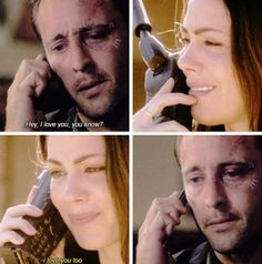 H50  ♥♥♥ Hawaii Five-0 - Michelle Borth and Alex O;Loughlin - Episode 4.21
