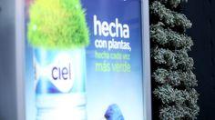 Convierte tu spam en un jardín vertical con SPLANT - Chilanga Banda #Mexico