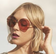 Chloe Sevigny - I want her hair!