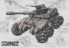 sci.fi tank - Buscar con Google
