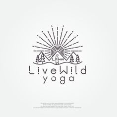 Live Wild Yoga logo