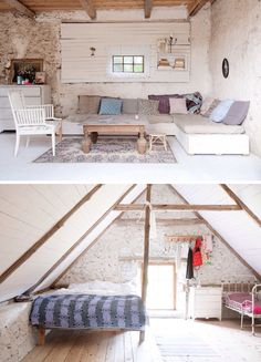 A SWEDISH SUMMER HOME IN GOTLAND   THE STYLE FILES This is so lovely.