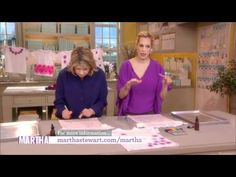 Sharpie Tie-Dye T-Shirts with Ali Wentworth