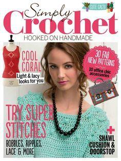 Simplement Crochet Numéro 22 2014 - euphémisme - euphémisme