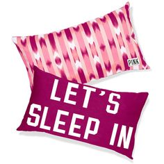Victoria's Secret Throw Pillow,multi-colored ($20) ❤ liked on Polyvore featuring home, home decor, throw pillows, pillows, bedding, victoria's secret, blankets and pillows, colorful throw pillows, multi colored throw pillows and multi color throw pillows