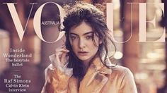 Lorde Scores Her First Vogue Australia Cover Talks Breakups And Monobrows - Pedestrian TV Round Sunglasses, Mens Sunglasses, Robert Mapplethorpe, Will And Grace, Just Jared, Vogue Covers, Crazy Life, Vogue Australia, Lorde