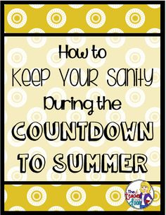 Ten tips you help you make it to the end of the year, while keeping your sanity!