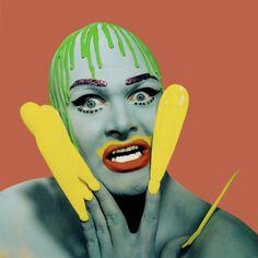 Werner Pawlok  Portrait Leigh Bowery 3  1988