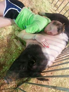 You know your in FFA if this is how you sleep