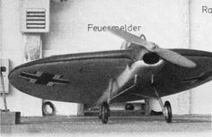 Sack AS 6 V1 - homebuilt disc-wing prototype. Built in 1944 at Brandis near Leipzig by Arthur Sack, it never managed to take off despite several attempts Picture of modern replica