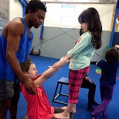Here is one of our instructors Josh helping a young student at the circus school we run in Buckhead. You can learn circus arts gives a shout. #CircusSchool #LearnCircus ------------------------------------ For more information visit us online at: http://TheCircusSchool.com ------------------------------------ #atlanta #Atl #TheImperialOPA #OPA #Circus #CircusArts #BookingAgent #Party&Event #EntertainingIdeas #atlevents