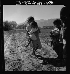 Hot Tea and a Pencil: Dorothea Lange, National Hispanic Heritage Month