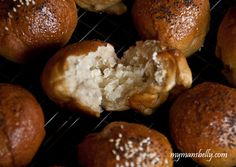 Cream Cheese Filled Bagel Recipe