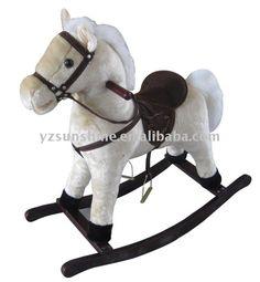 cavalinho de madeira branco - Pesquisa Google
