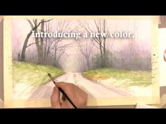 Watercolor Painting Lesson   Share the Beauty EP 03  ©Michael M. Rogers