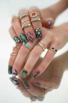 Nails......