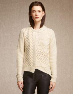 Kenzie Sweater - Ivory
