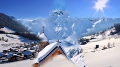 Wintertraum Wildschoenau Urlaubsbilder Oberau Niederau Auffach Skijuwel ... Austria, Mount Everest, Mountains, Holiday, Nature, Travel, Holiday Pictures, Winter Vacations, Ski