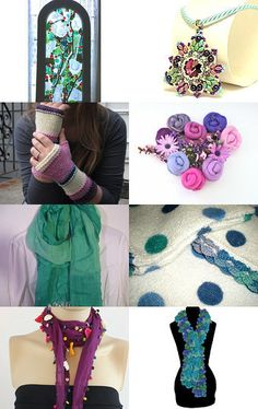 Mosaic, curated by BlissfulVine on Etsy. Check out all these great shops!  #etsy #shopping #handmade #vintage #gifts