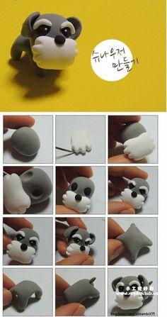 """【√3】韩国""""超轻粘土""""教程【2013.11.16更新】-手工爱好者"""