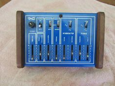 MATRIXSYNTH: Pollard Syndrum Twin - Vintage Analog Drum Synthes...