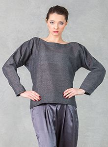 Shirt Simple Grey