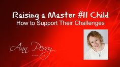 Are you raising a Master Child? Maybe you were a master child once. This video explains how to best support Master 11 children. Life Path 11, Master Number 11, Numerology, Raising, All About Time, Thats Not My, Challenges, Passion, Children