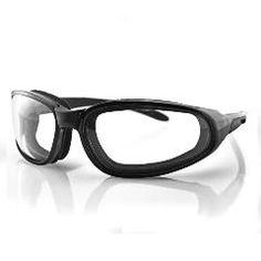 Bobster Sunglasses - Bobster Hekler Anti-Fog Photochromic Motorcycle Sunglasses