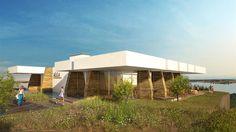 Fragmentos de Arquitectura | Hotel Marina Roncão | Alqueva | Arquitetura | Architecture | Atelier | Design